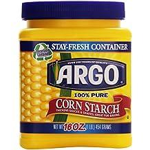Argo 100% Pure Corn Starch, 16 Oz
