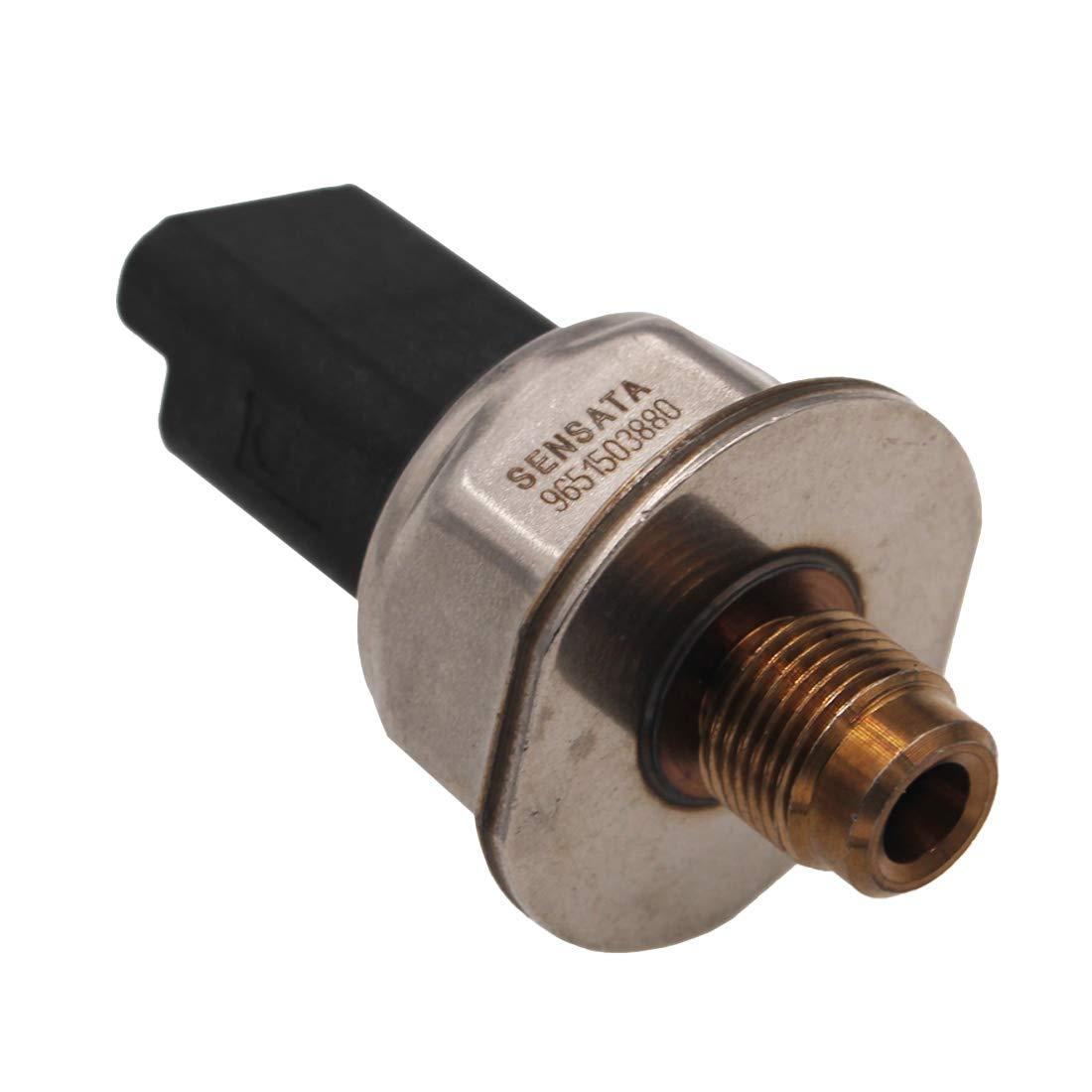 HZYCKJ Custodia del sensore di pressione della rotaia del carburante OEM # 55PP08-01 9651503880