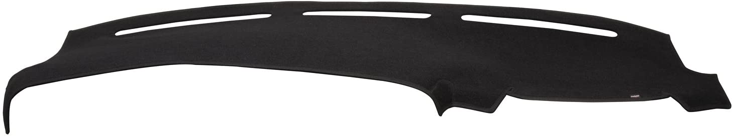 DashMat Original Dashboard Cover Toyota Prius (Premium Carpet, Black) - 1866-00-25