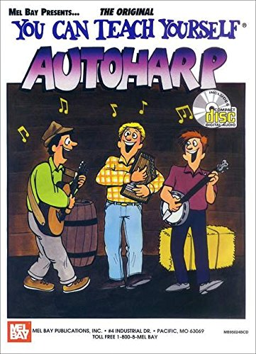 Mel Bay's You Can Teach Yourself Autoharp