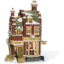Department 56 Dickens' Village Scrooge and Marley Counting House Lit Building
