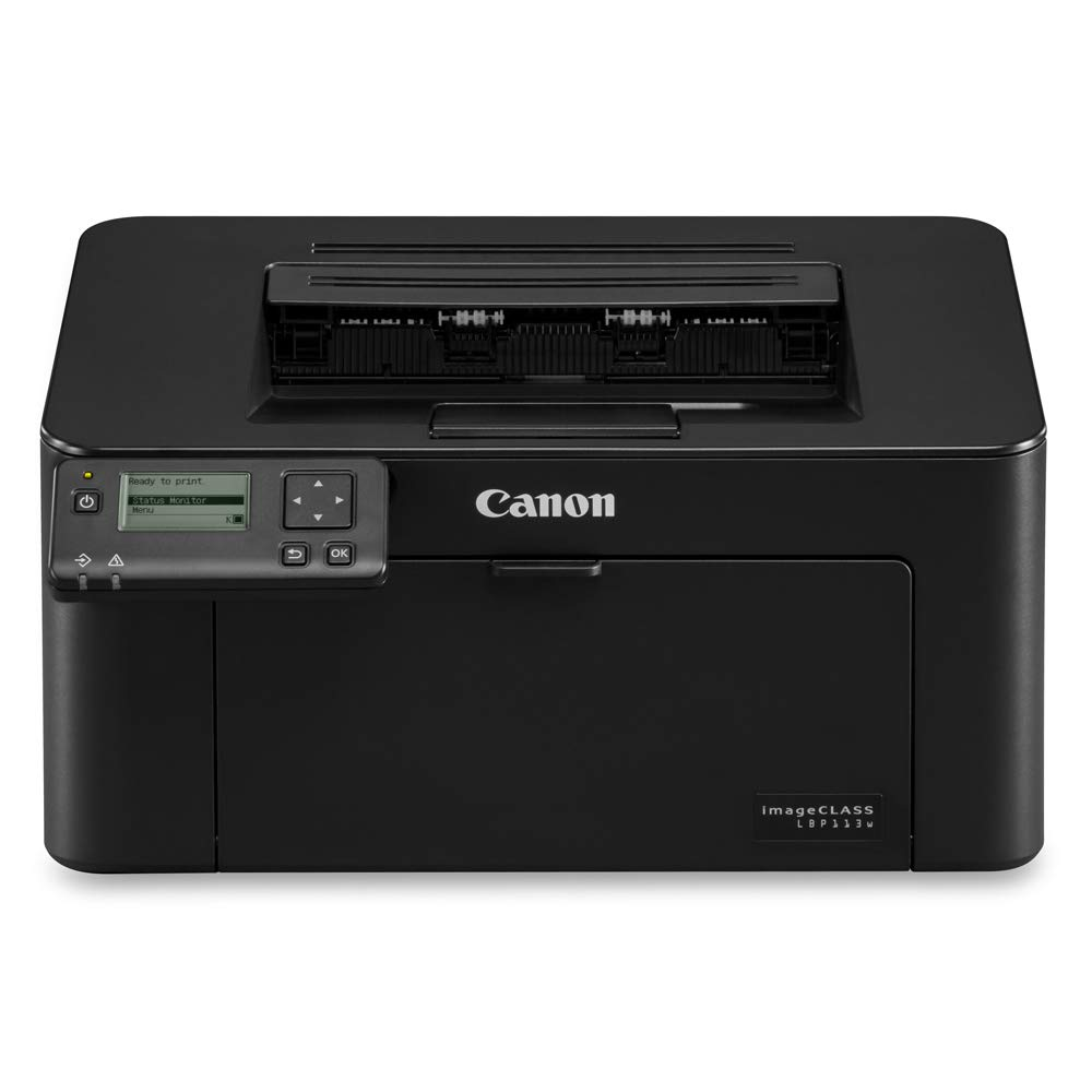 Canon LBP113w imageCLASS (2207C004) Wireless, Mobile-Ready Laser Printer, 23 Pages Per Minute, Black by Canon (Image #1)