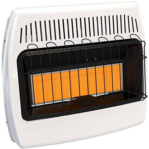 Dyna-Glo IR30PMDG-1 30,000 BTU Liquid Propane Infrared Vent Free Wall Heater