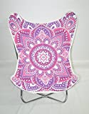 New Butterfly Chair Cover With Chair Frame