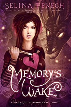 Memory's Wake (Memory's Wake Trilogy Book 1) by [Fenech, Selina]