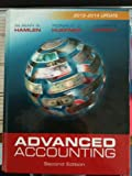 Advanced Accounting, Susan Hamlen and Ronald Huefner, 1618530976