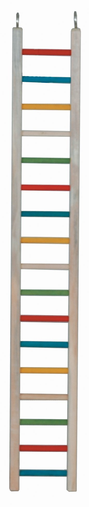 Paradise Toys 36-Inch Wood Cockatiel Ladder by Paradise Toys