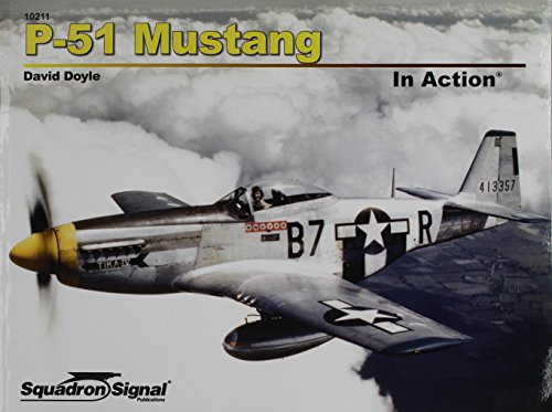 51 Mustang in Action (SC) Squadron Signal Books Model Kit ()