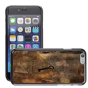"Print Motif Coque de protection Case Cover // M00156663 Cartas antigua vieja fuente de // Apple iPhone 6 6S 6G 4.7"""