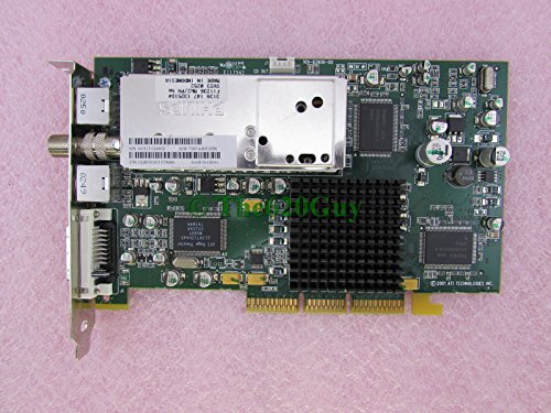 ATI AIW All-in-Wonder Radeon 7500 64MB DDR AGP 2/4X Video Card 1028390503 074846 (Radeon 7500 Agp)