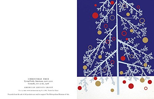 The Metropolitan Museum of Art Holiday Cards, Earle Chris...