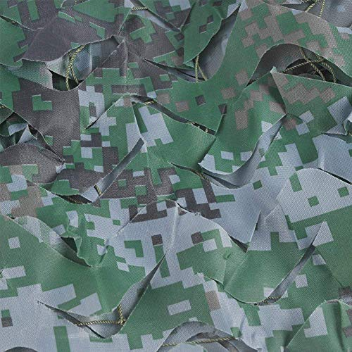 Lona de Camuflaje Color Verde Edz Kidz