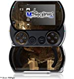 Sanctuary - Decal Style Skins (fits Sony PSPgo)
