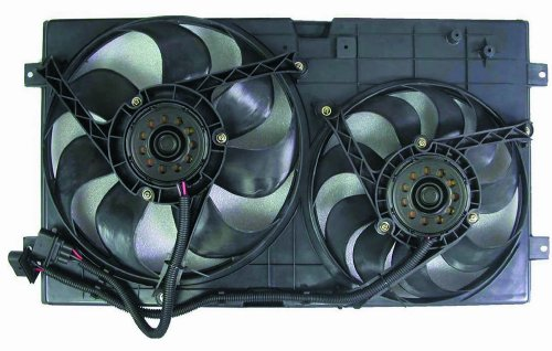 Depo 341-55001-000 Dual Fan Assembly by Depo