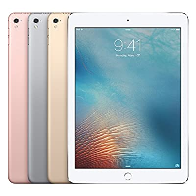 Apple iPad Pro 128GB 9.7-Inch Retina Display iOS9 A9X Chip Wi-Fi Tablet