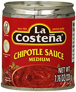 La Costena Chipotle Sauce, 7.76 Ounce (Pack of 24)