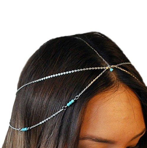 Kim Kardashian Cat Costume (Hypnotique Tassel Head Chain (Kayla))