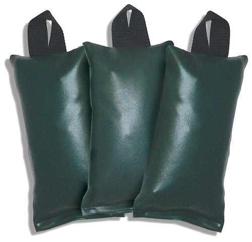 Patient Positioning Sandbags - Set of 3 Sandbags, 3-lb 5'' x 9'', Available in 6 Colors