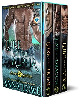 Lure of the Alpha: Three Book Collection - Volume 2 by [Lowe, Anna]