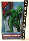 "Spider-Man Movie 12"" Green Goblin Figure - Rare Roto Cast Marvel Icons Style"