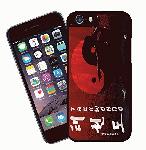 Kampfsport - Taekwondo - dieses Cover passt Apple Modell iPhone 6 s (nicht 6 s plus) - von Eclipse-Geschenk-Ideen