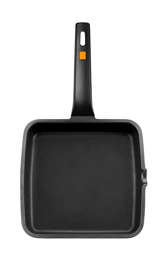 BRA Grill asador, Negro, 28 cm