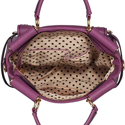 Xardi London - Bolsa mujer Purple Style 1