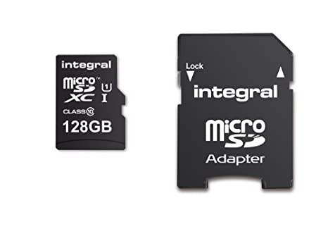 Integral Ultima Pro 128 GB Tarjeta de Memoria Micro SDXC ...