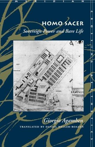 [FREE] Homo Sacer: Sovereign Power and Bare Life (Meridian: Crossing Aesthetics) E.P.U.B