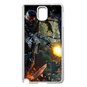 Crysis 3 Samsung Galaxy Note 3 Cell Phone Case White 53Go-276593