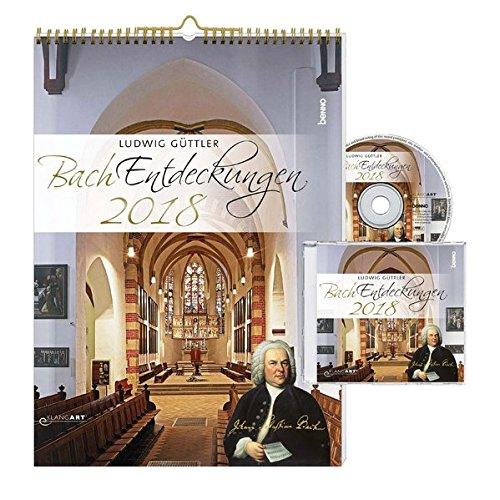 BachEntdeckungen 2018: Johann Sebastian Bach