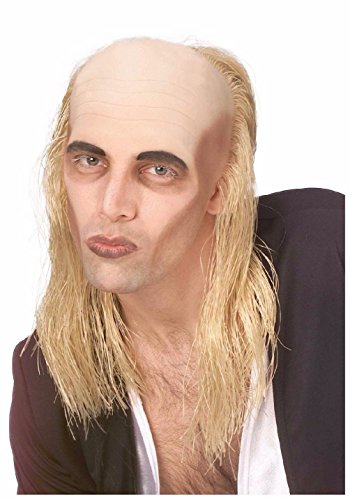 Rocky Horror Picture Show Riff Raff Wig Adult Costume Accessory