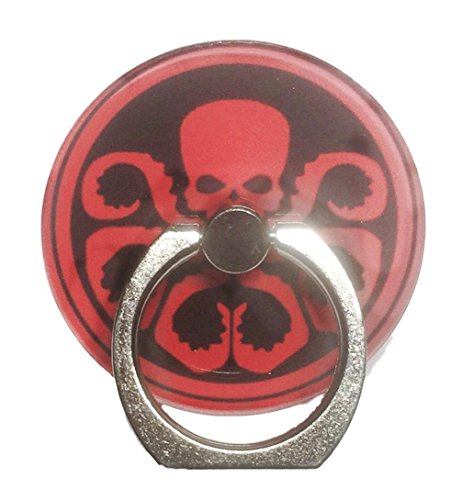 Marvel's Captain America HYDRA Logo Phone Ring Fan Accessory