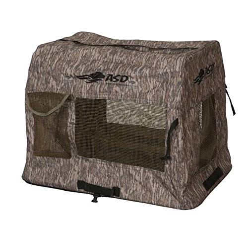 Avery Hunting Gear Quick Set Travel Kennel-Bottomland-XL