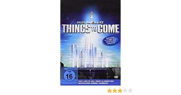 H.G. Wells - Things to come digital remasterte Special ...