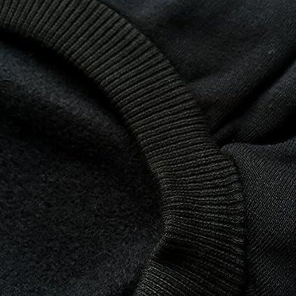 schwarz Hoody Hoodie Pullover Sweatshirt f/ür Hunde