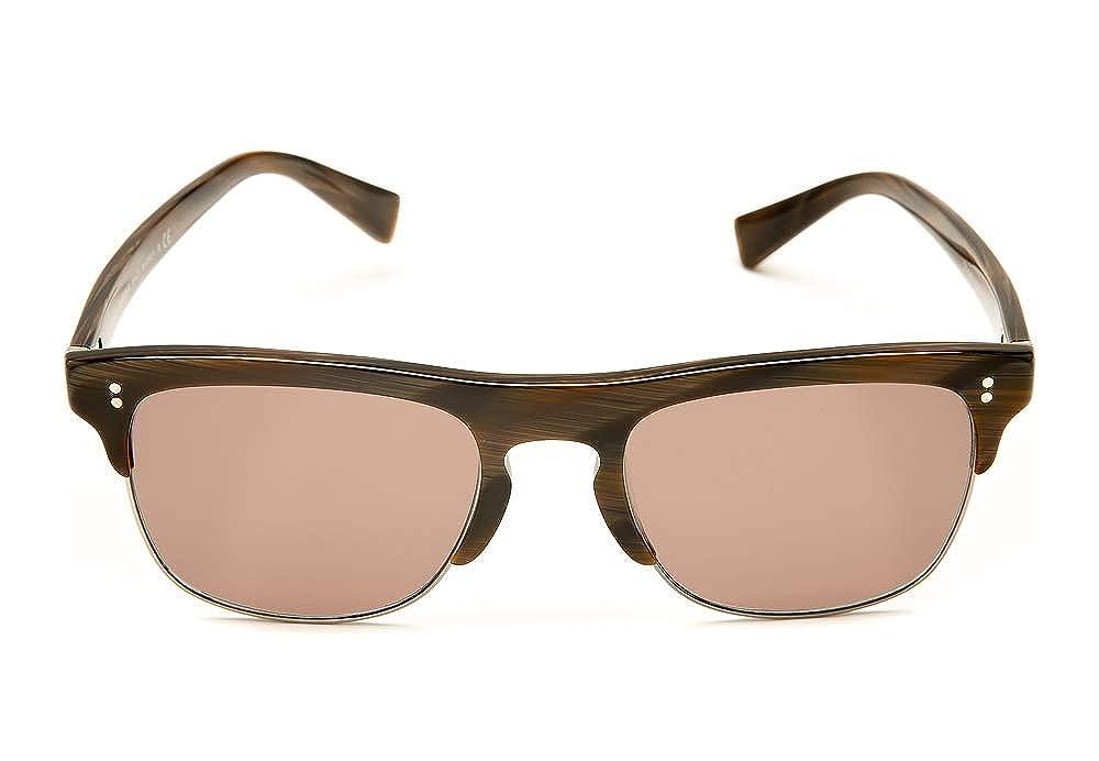 Sunglasses Dolce /& Gabbana DG 4305 311653 STRIPED BROWN//SILVER