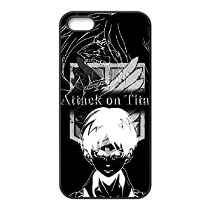 iPhone 5, 5S Phone Case Cartoon Cartoon Attack On Titan Protective Cell Phone Cases Cover DFH094261
