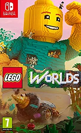 Lego Worlds Nintendo Switch Amazon Es Videojuegos