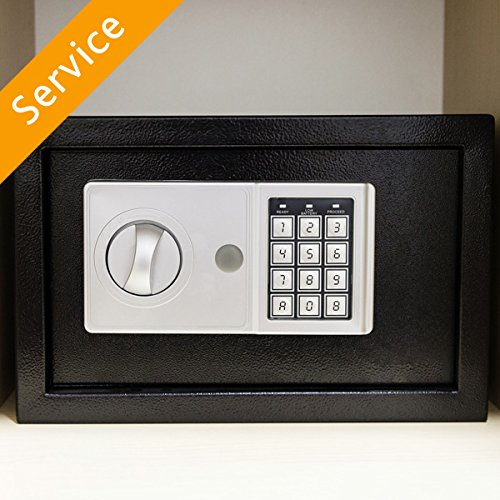 (Security Safe Installation - Floor Anchored)