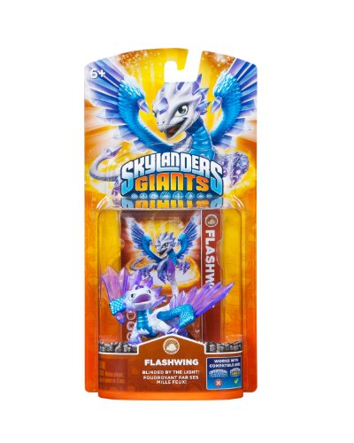 Skylanders Giants: Single Character Pack Core Series 2 Flashwing (Skylander Force)