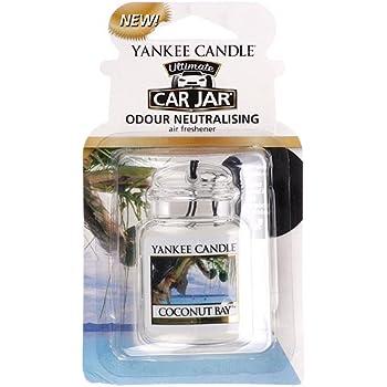 Yankee Candles Car Jar Ultimate - Coconut Bay™