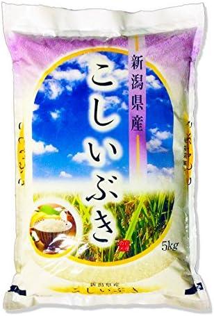 さかつめ農場 令和元年新潟産こしいぶき白米 5kg