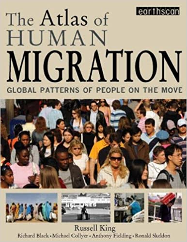 amazon the atlas of human migration global patterns of people on
