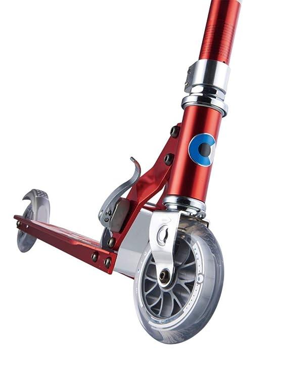 Amazon.com: Micro Mobility SA0178 Sprite - Patinete de rayas ...