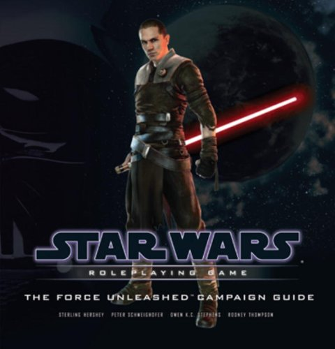 Star Wars Force Unleashed Rpg - 1