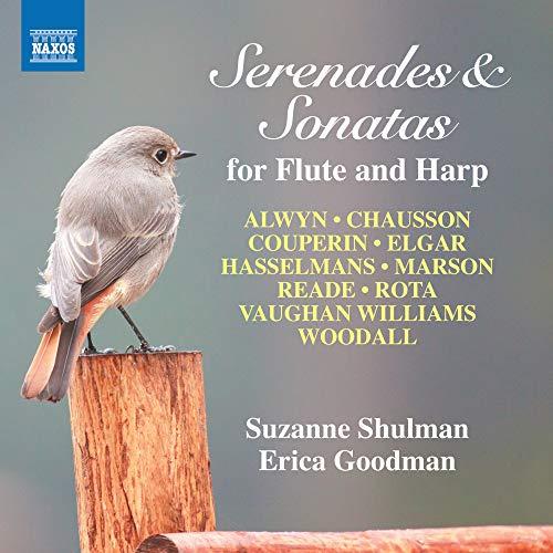 - Serenades & Sonatas for Flute & Harp