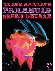 Paranoid 4Cd Deluxe Boxbook