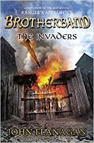 The Invaders Brotherband Chronicles Book 2 The border=