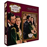 Gone With the Wind Movie Embrace 1000 Piece Jigsaw Puzzle by Culturenik